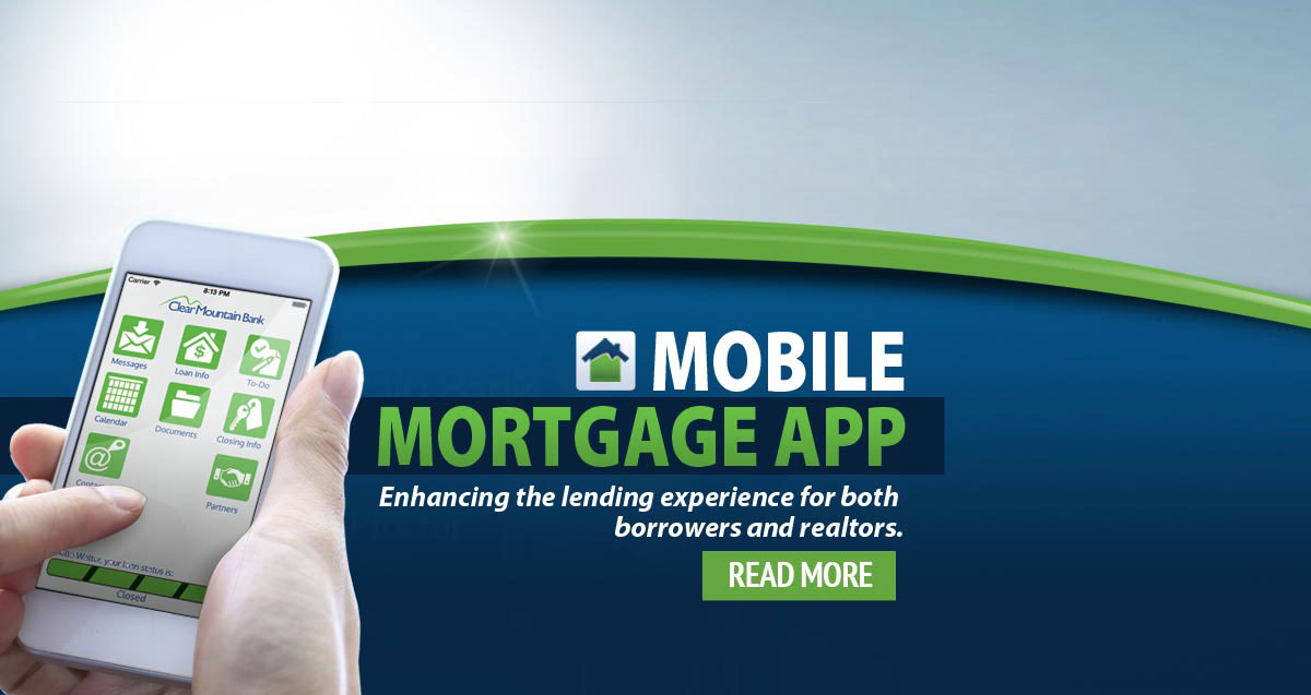 Mobile Mortgage App